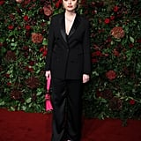 Aimee Lou Wood at the 65th Evening Standard Theatre Awards