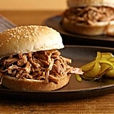 Slow-Cooker Pulled-Turkey Sandwiches