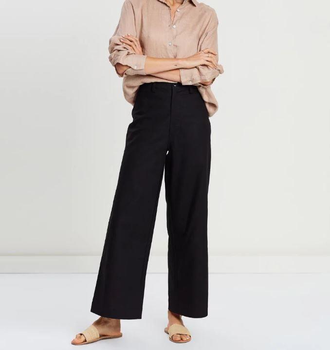 Assembly Label Vela Wide Leg Pants ($120)