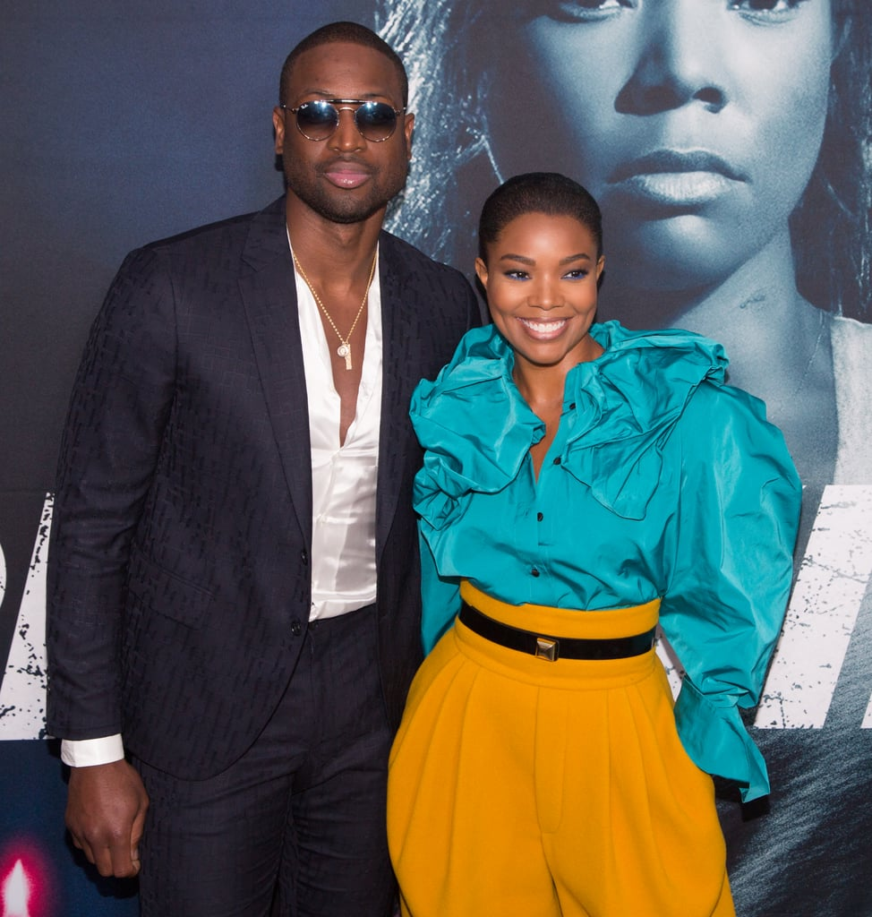 Gabrielle Union's Best Date-Night Outfits