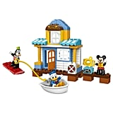 For 3-Year-Olds: Lego Duplo Disney Mickey and Friends Beach House