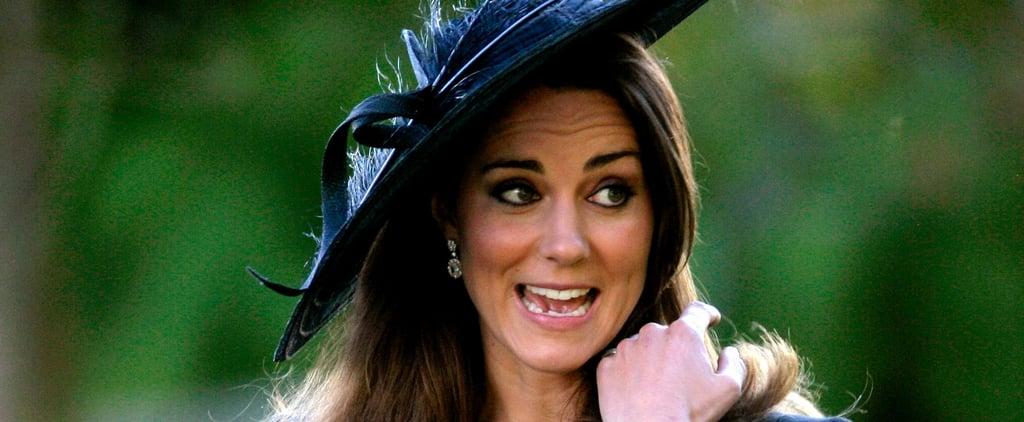 مكياج وتسرحة شعر كيت ميدلتون في حفلات الزفاف الأخرى