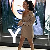 Rihanna's Monse Trench
