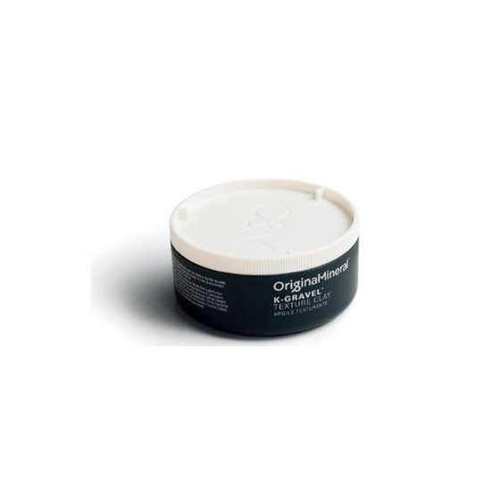 O&M K-Gravel Texture Clay 25g, $12.95