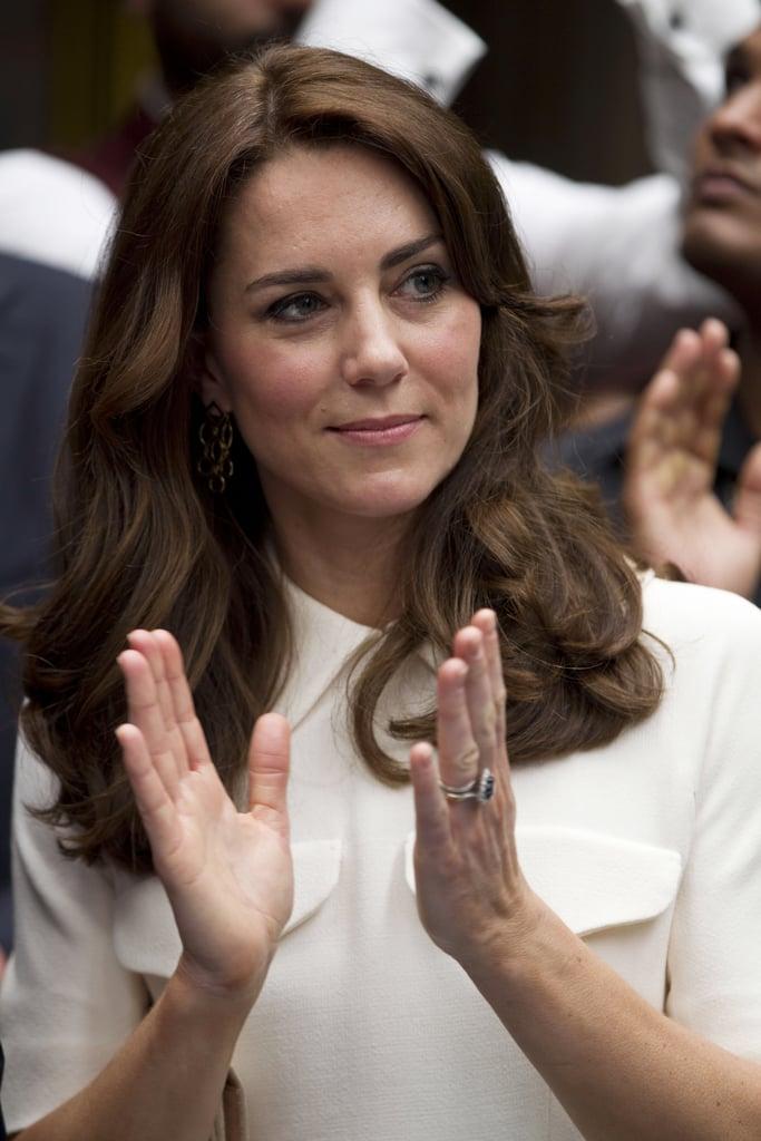 Kate Middleton's Emilia Wickstead Dress in Mumbai April