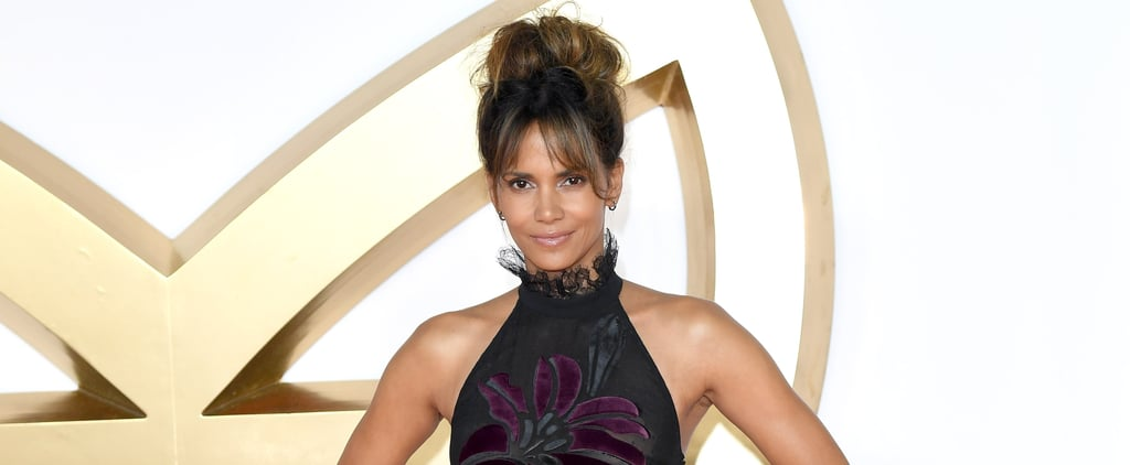 Halle Berry Workout Snack