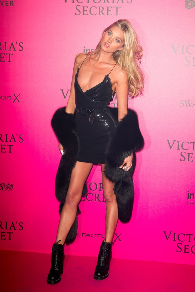 Best Dressed Victoria\'s Secret Models | POPSUGAR Fashion
