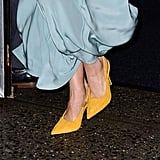 Victoria Beckham's Shoes For Rainy Days Will Instantly Lift Your Mood
