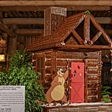 Gingerbread Display at Disney's Wilderness Lodge