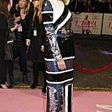 Margot Robbie's Louis Vuitton Dress