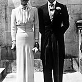 Prince Edward and Wallis Simpson