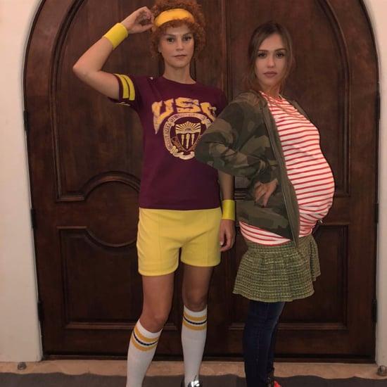 Jessica Alba Halloween Costume 2017