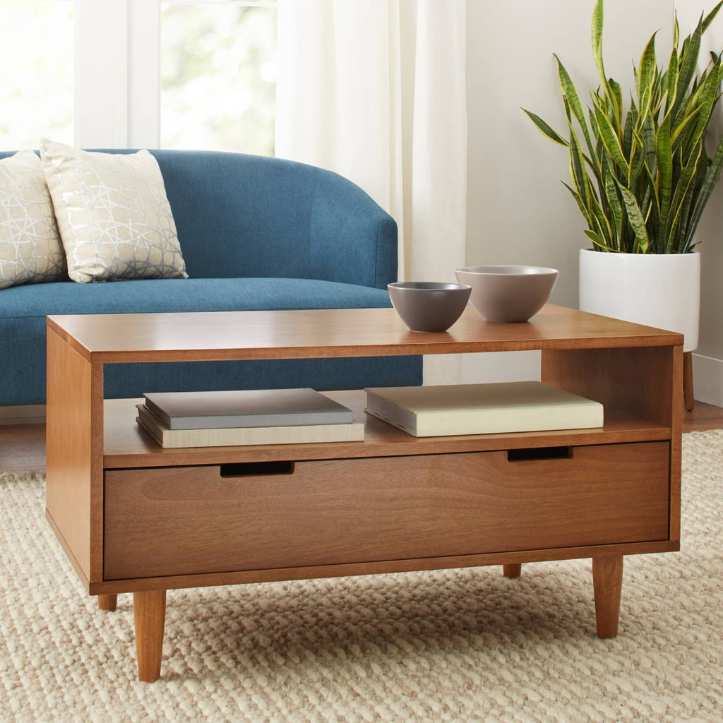 Better Homes And Gardens Flynn MidcenturyModern Coffee Table Best - Small mid century modern coffee table