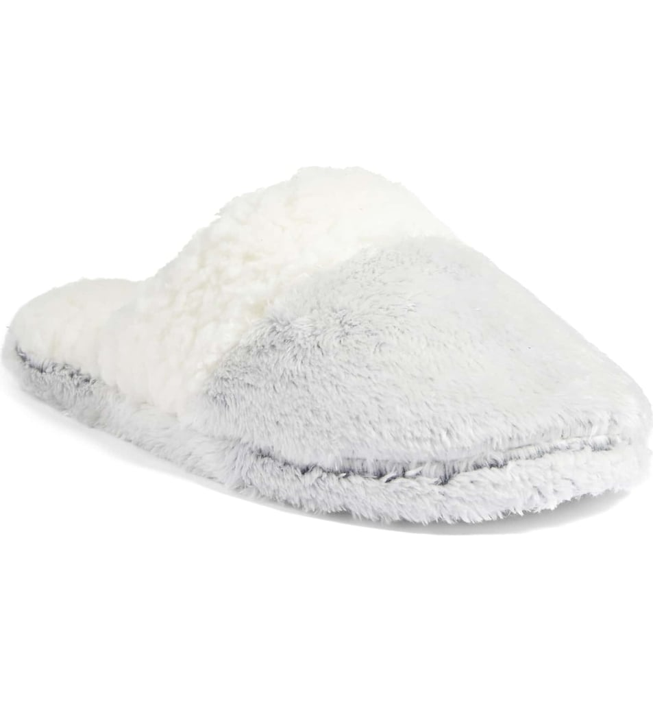 Frosted Scuff Slippers ($29)