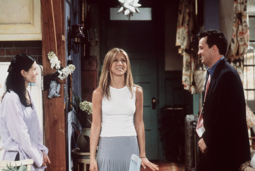 What Rachel Green Would Keep in Her Makeup Bag on Friends