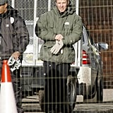 Guy Ritchie on Sherlock Holmes Set