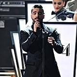 """Maluma Performed His Hit """"Felices Los 4"""""""