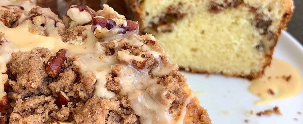 Ina Garten's Sour Cream Coffee Cake Recipe For Beginners