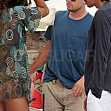 Photos of Leonard DiCaprio in Spain