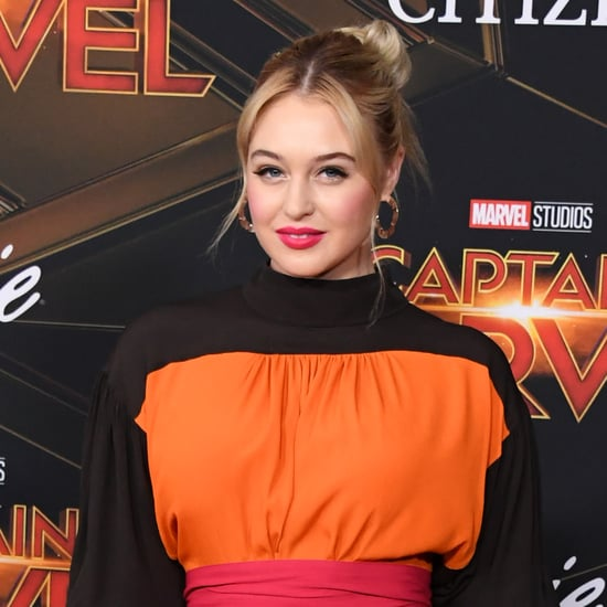 Is Iskra Lawrence British?