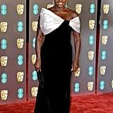 Viola Davis at the 2019 BAFTA Awards