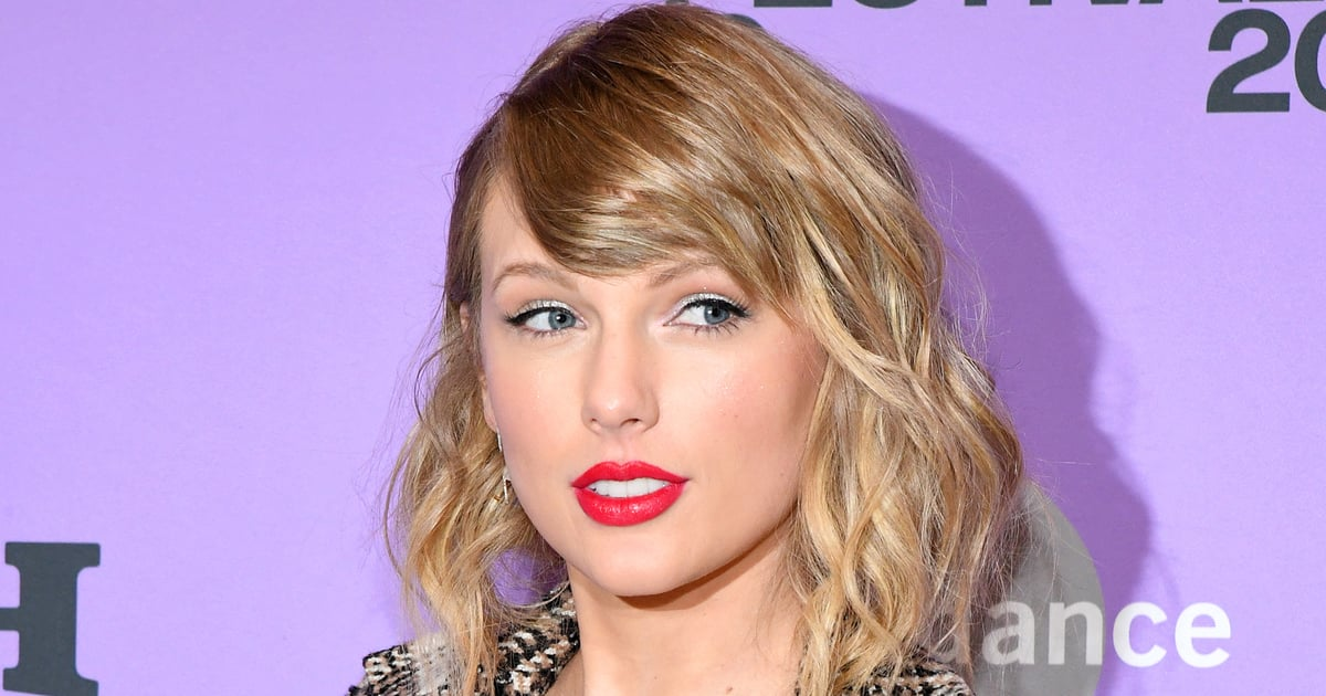 Taylor Swift Apparently Made Up Her Mind About Tattoos a Long Time Ago