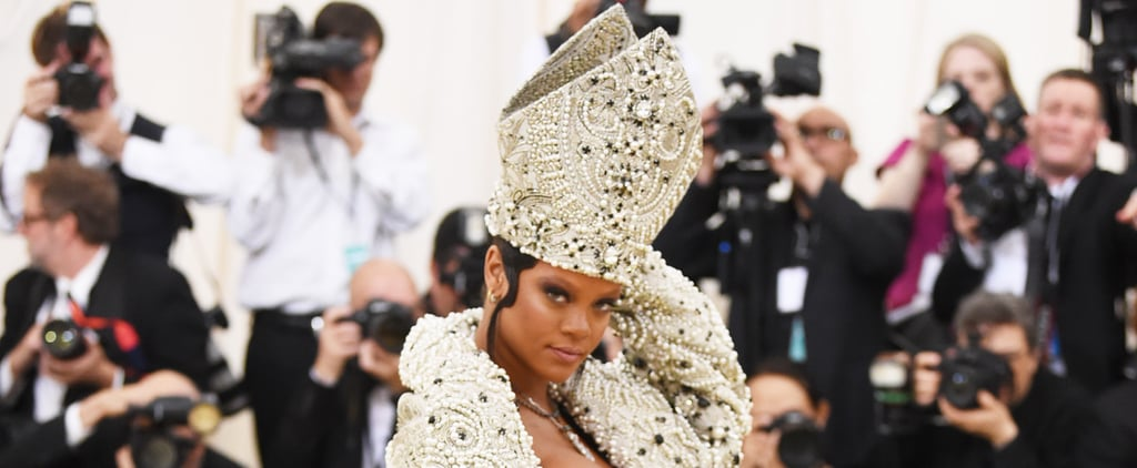 Headpieces at the Met Gala 2018