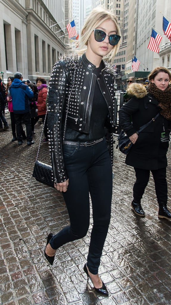 And her street style was out-of-control amazing.