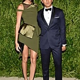 Joan Smalls and Prabal Gurung