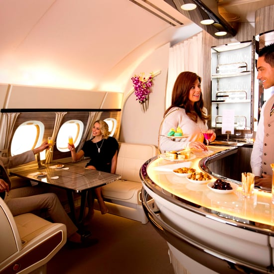 Emirates Airlines Updating Business and Upper Class Lounge
