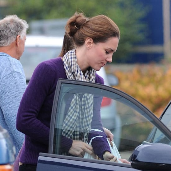 Kate Middleton Shopping in North Wales Pictures