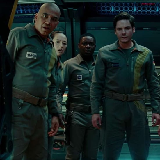 The Cloverfield Paradox Cast