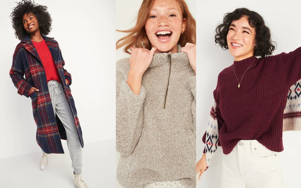 Comfy Head-to-Toe Looks From Old Navy