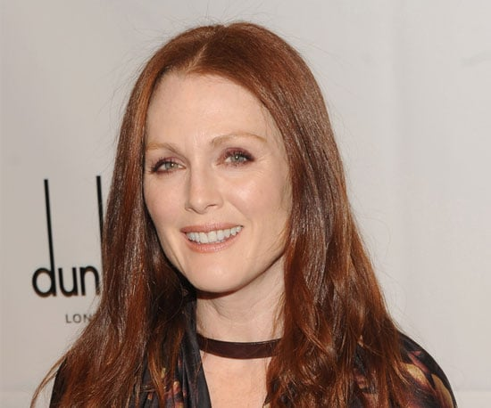 Get Julianne Moore's Inspired-by-Fall Eye Makeup Look