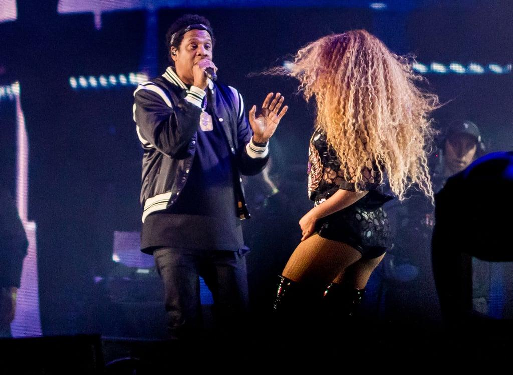 Beyoncé's Performance Outfit Coachella 2018