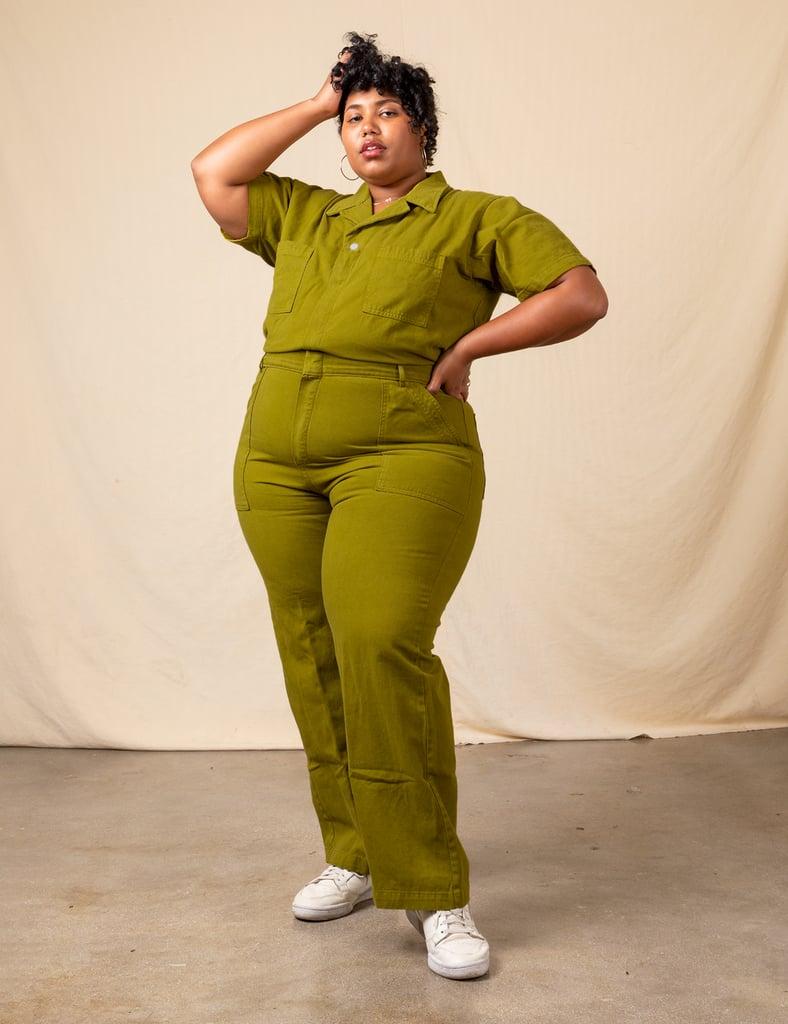 Big Bud Short Sleeve Jumpsuit