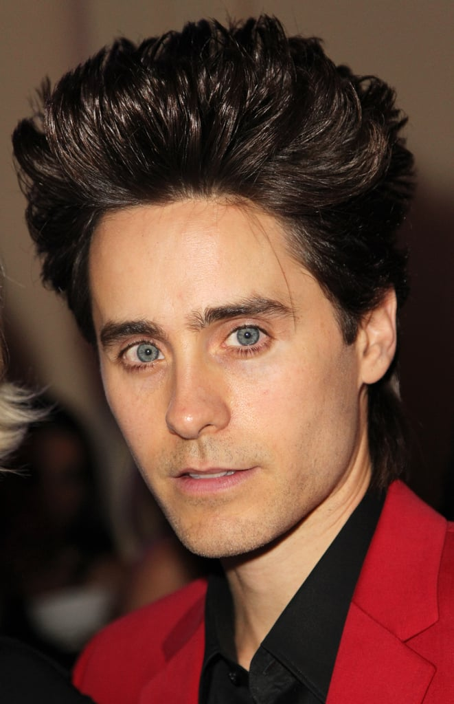 Dallas Auto Show >> See Pictures of Jared Leto Over the Years | POPSUGAR Beauty Australia