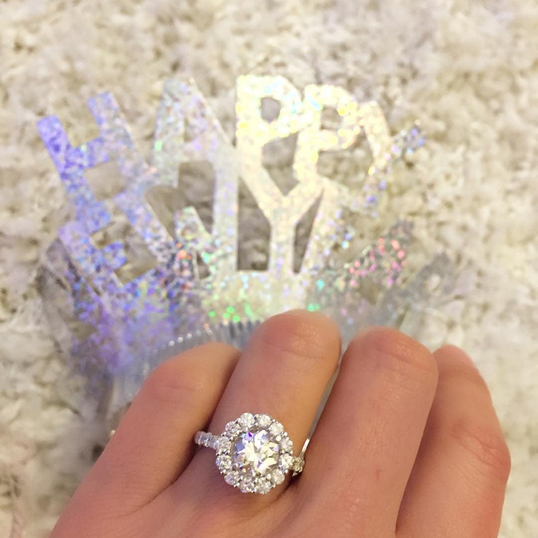 Engagement Ring Inspiration   POPSUGAR Love & Sex