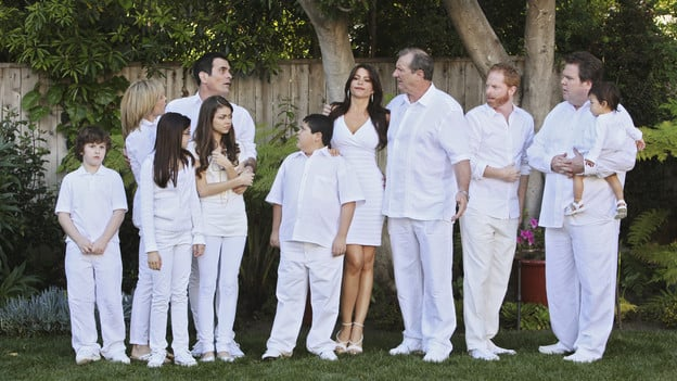 Skip the Too-Coordinated Family Portrait