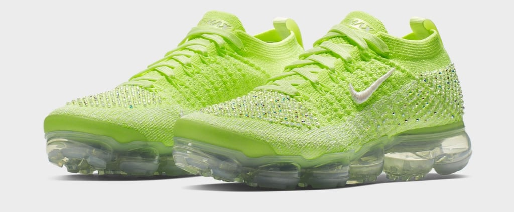 Nike Air VaporMax With Swarovski
