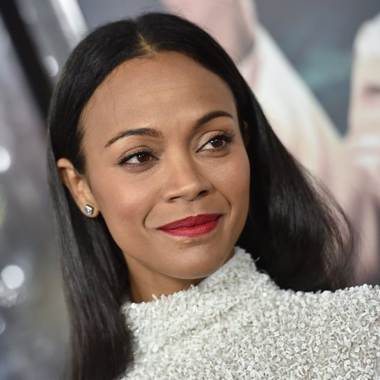 Zoe Saldana Tweets on Donald Trump's Inauguration