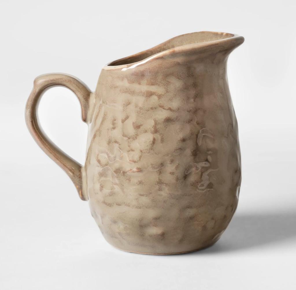 (New) Cravings by Chrissy Teigen Stoneware Creamer