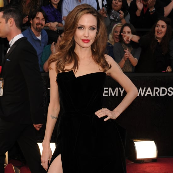 Angelina Jolie Red Carpet Style