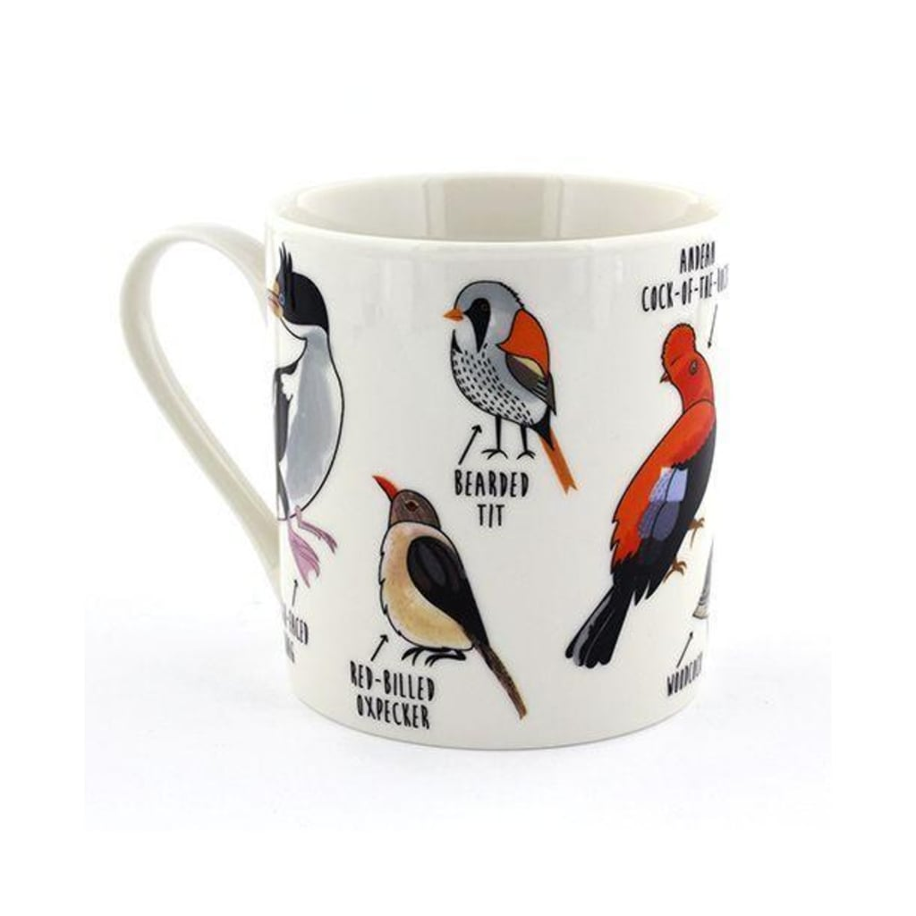 This Fowl Language Bird Mug Is Hilarious and NSFW