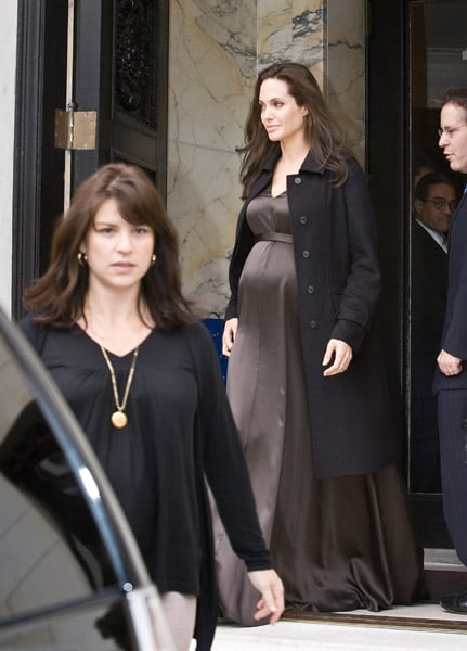 Angelina Jolie Is She Pregnant 115