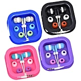 Digital Earbud Earphones With Carrying Cases ($1 each)
