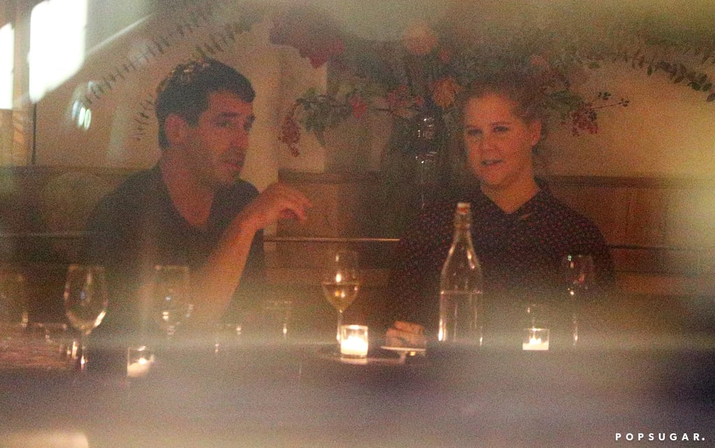 Amy Schumer Has a Handsome New Boyfriend in Her Life