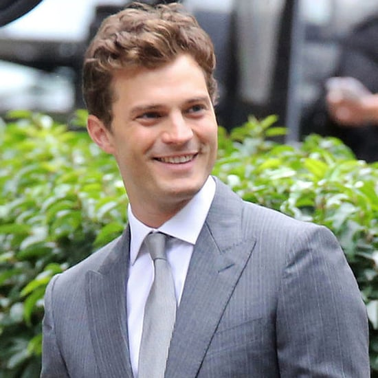 Jamie Dornan as Christian Grey Pictures