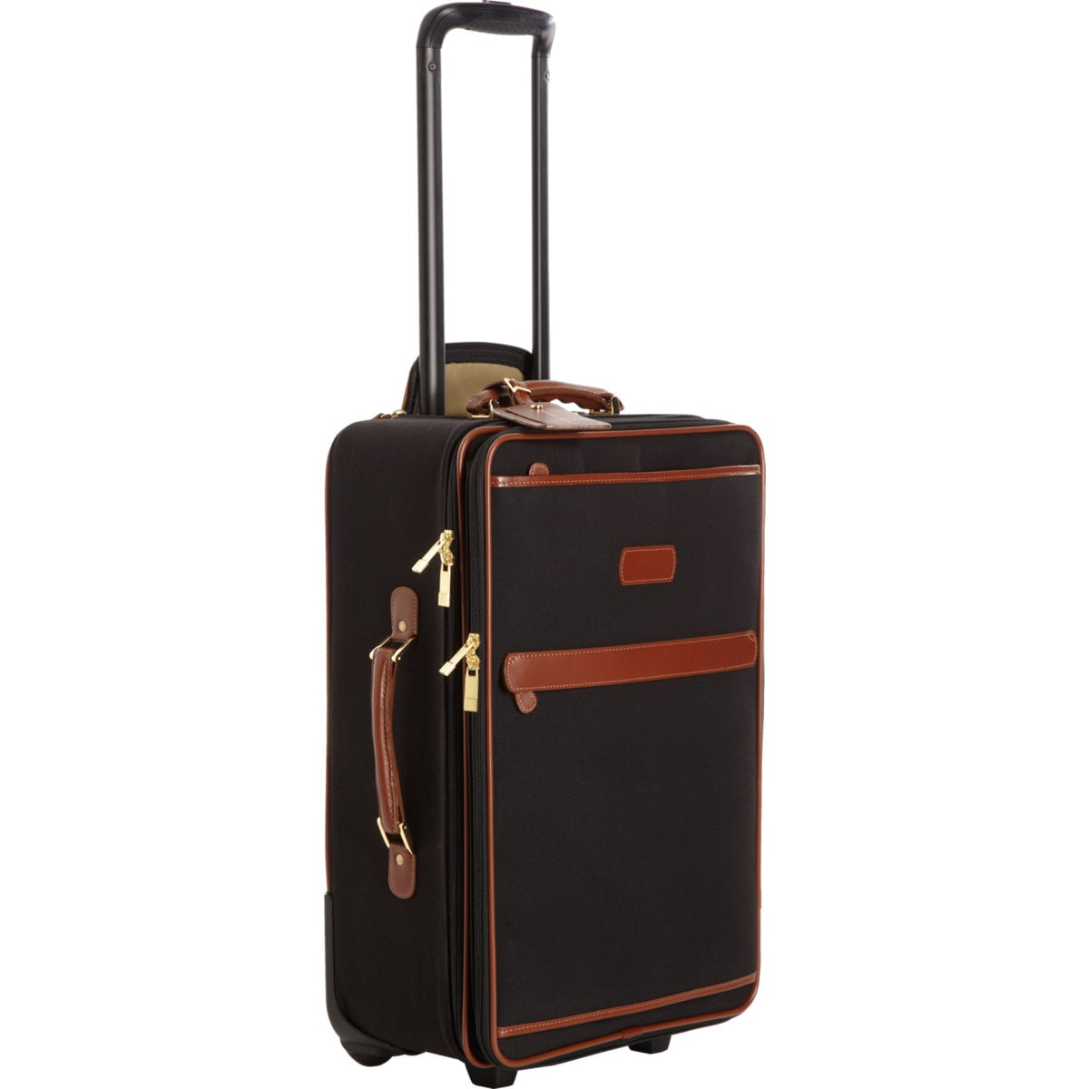 The most stressful part of traveling during Thanksgiving isn't deciding on the perfect dish to make — it's figuring out how to look cute while still catching your flight on time. This T.Anthony trolley ($695) will take care of that. It's roomy, it's stylish, and it fits overhead. You'll never have to worry about losing your luggage again. — RK