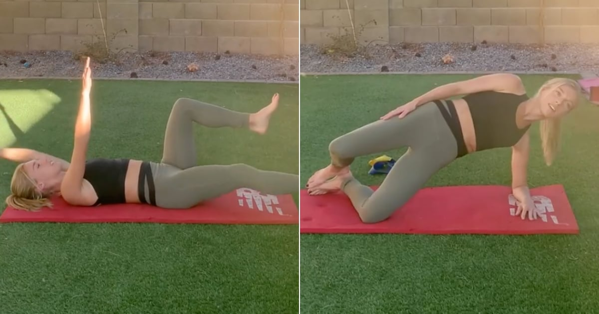 Train Your Abs Like a Marathoner With Pro Runner Emily Sisson's Top Core Exercises